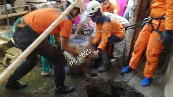 Satu Keluarga di Bondowoso Tewas Terperosok ke Septic Tank Sedalam 20 Meter