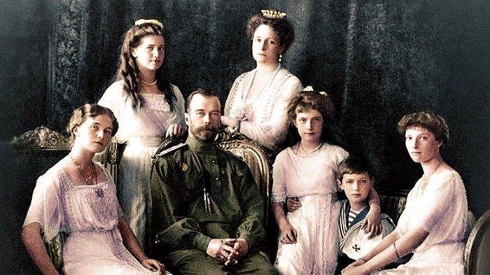 Kisah Tragis Tsar Terakhir Rusia : Mereka Dibariskan di Ruang Bawah Tanah Sesaat Sebelum Ajal Tiba