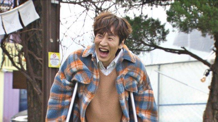 Kembali ke Layar Kaca, Begini Reaksi Lee Kwang Soo Saat Syuting Running Man