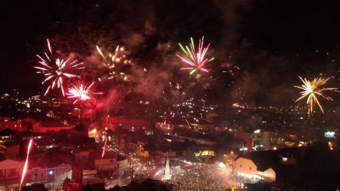 Ini Dia 17 Spot Wisata di Jogja yang Ada Pesta Kembang Api di Malam Tahun Baru 2020