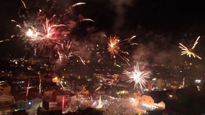 Spot Wisata di Jogja untuk Nikmati Malam Pergantian Tahun Baru 2020