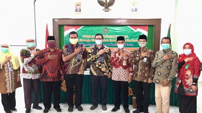 KemenPAN-RB Harap Kantor Kemenag Kota Yogyakarta Jadi Trendsetter