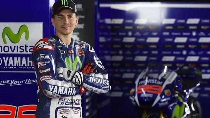 Kenangan Manis Jorge Lorenzo bersama Yamaha di MotoGP, Asa Baru untuk Hentikan Dominasi Marc Marquez