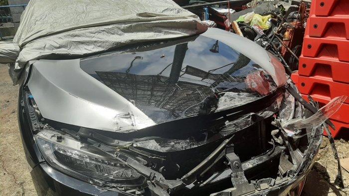 Ini Penyebab Kecelakaan Beruntun di Simpang Tiga Kyai Mojo Kota Yogyakarta 13 April 2021