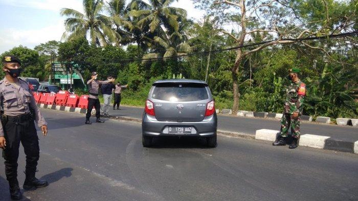 Larangan Mudik Resmi Diberlakukan Hari Ini, Jalur DI Yogyakarta-Magelang Mulai Dilakukan Penyekatan
