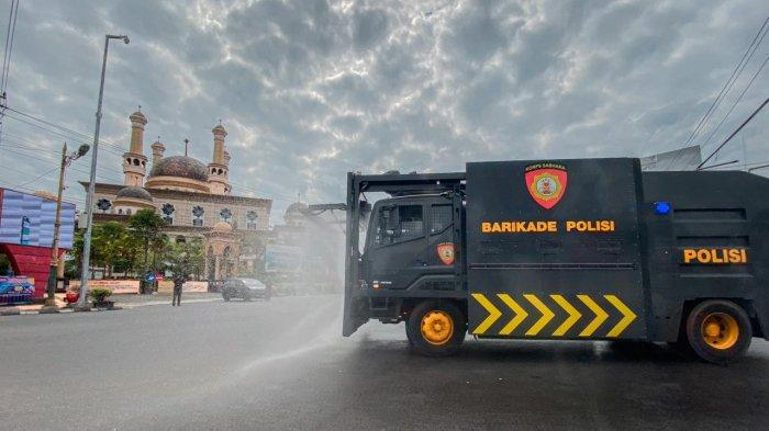 Akses Jalan Menuju Klaten Kota Ditutup Setiap Pukul 16.00 Selama PPKM Darurat