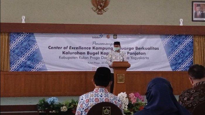 BKKBN Canangkan Desa Bugel Kulon Progo sebagai Pilot Project Kampung Keluarga Berkualitas