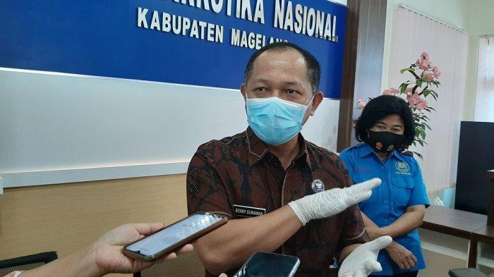 Kepala BNNP Jateng: Satu Pegawai BNNK Cilacap Terpapar Covid-19