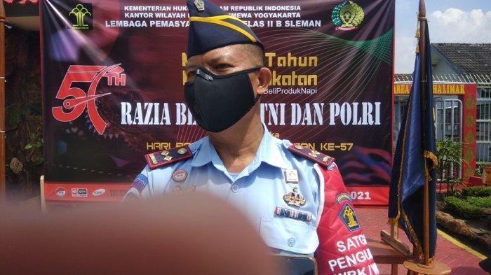 Sebanyak 30 Warga Binaan Lapas Cebongan Sleman Terima Asimilasi