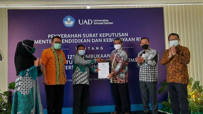 Kuliah Tatap Muka Dimulai Juli 2021, 80 Persen Perguruan Tinggi di DI Yogyakarta Sudah Siap