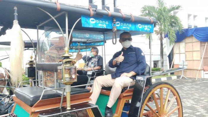 BI DIY Kampanyekan Transaksi Digital Melalui QRIS GUMATON Bersama Paguyuban Andong Yogyakarta