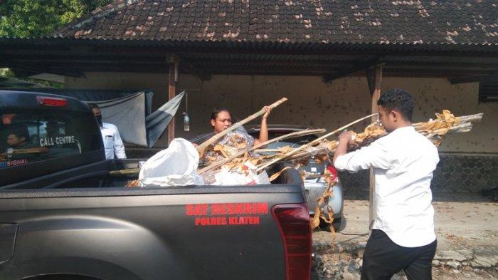 Polisi Periksa 6 Saksi Terkait Ledakan Balon Udara di Delanggu