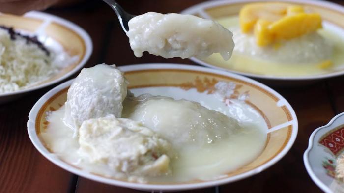 ketan susu durian_dsg