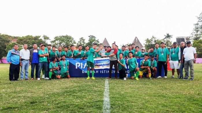 Piala Soeratin U-17 DIY 2019: PSS Sleman Juara, PSIM Jogja Runner Up