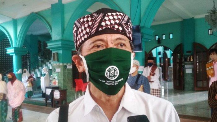 Ketua IDI DIY: Memakai Masker Akan Jadi Budaya Hingga Tahun-Tahun ke Depan