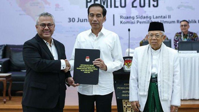 Jokowi Ajak Prabowo-Sandi Bangun Bangsa Bersama, Bagaimana soal Koalisi?