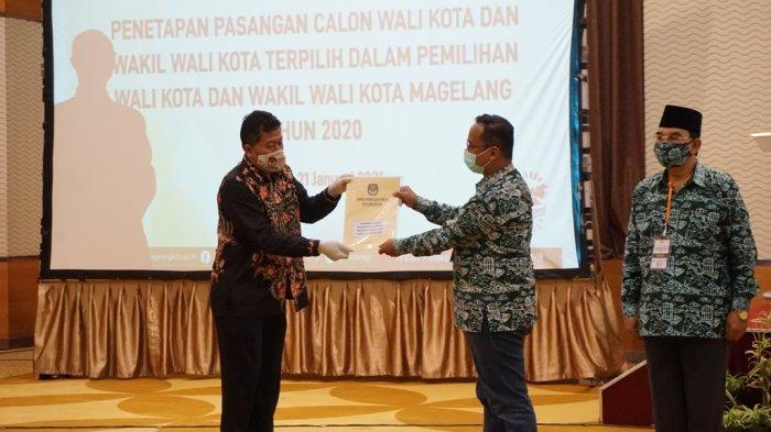 Wali Kota Magelang Terpilih M Nur Azis Bakal Janjikan Jaring Aspirasi Masyarakat Hingga Tingkat RT