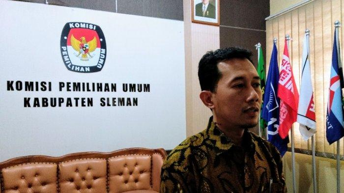 KPU Sleman Samakan Target Partisipasi Pemilih Pilkada 2020 dengan Pemilu 2019