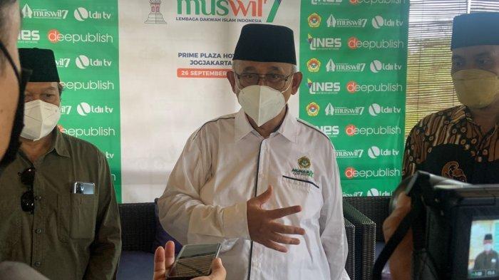 DPW LDII DIY Gelar Muswil, Mewujudkan Generasi Emas Profesional Religius dan Berbudaya