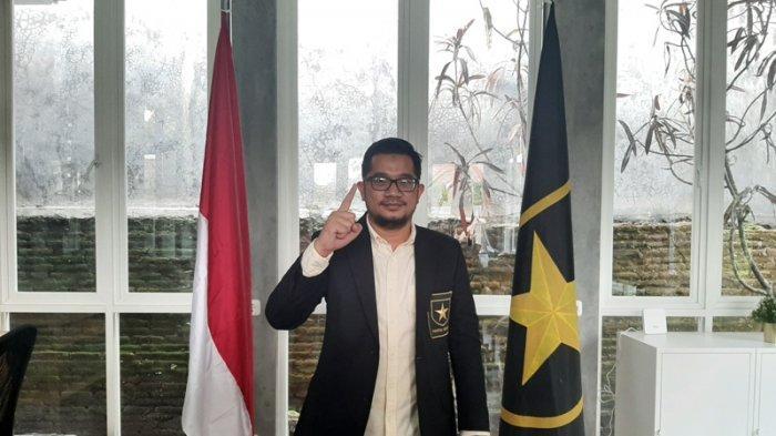 Ketum Partai Ummat Ridho Rahmadi Siap Gandeng Anak Muda via Sosmed