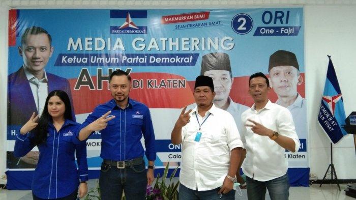 Dapat Dukungan dan Pesan Khusus dari SBY, One Krisnata : Ini Adalah Tugas yang Harus Kami Selesaikan