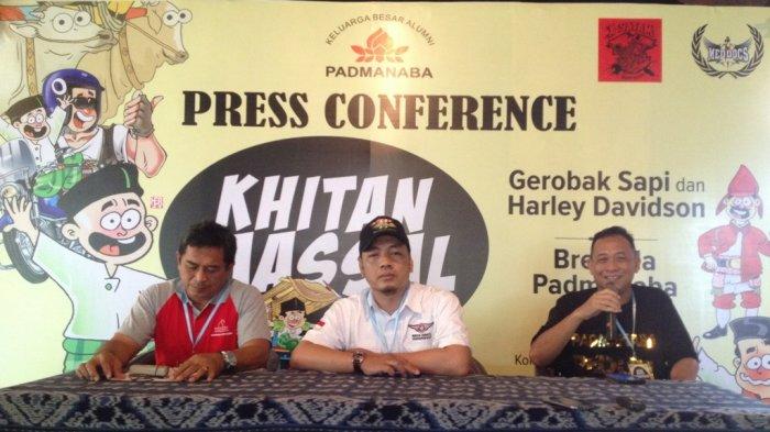 Alumni SMA N 3 Padmanaba Yogyakarta Bakal Gelar Khitanan Massal