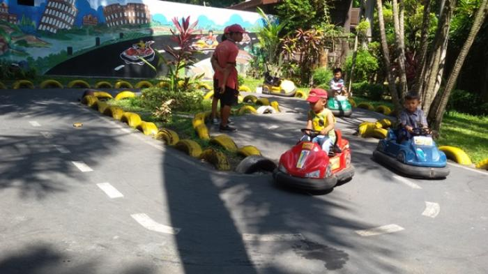 Kids Fun Kebanjiran Pengunjung saat Libur Natal dan Tahun Baru