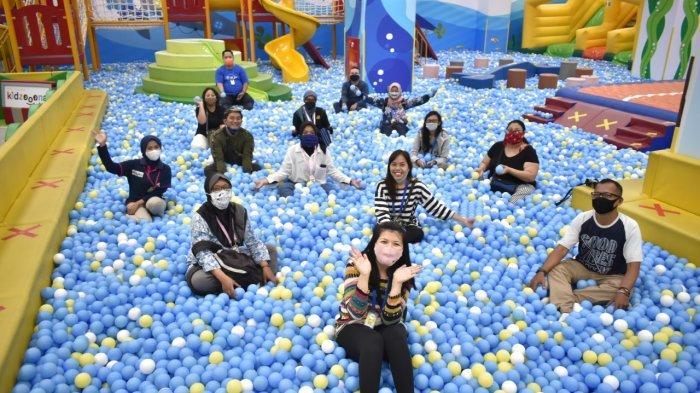Tempat Bermain Anak Kidzooona dan FanpekkaKembali Buka Terapkan Protokol Kesehatan