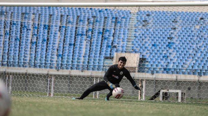 Kiper PSS Sleman, Adi Satryo Kembali Dipanggil Timnas Indonesia Jelang Kualifikasi Piala Dunia 2022
