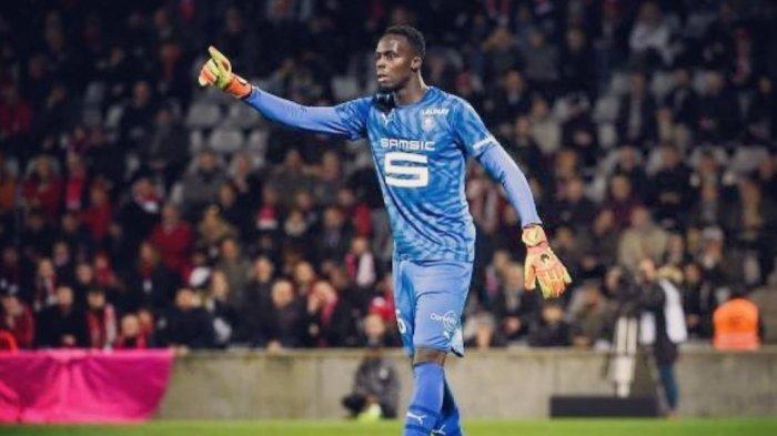 Kiper Rennes Edouard Mendy