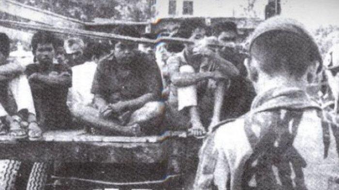 Kisah Anggota PKI Tak Mempan Peluru Saat Dieksekusi di Blora, Ternyata Kelemahannya Ini