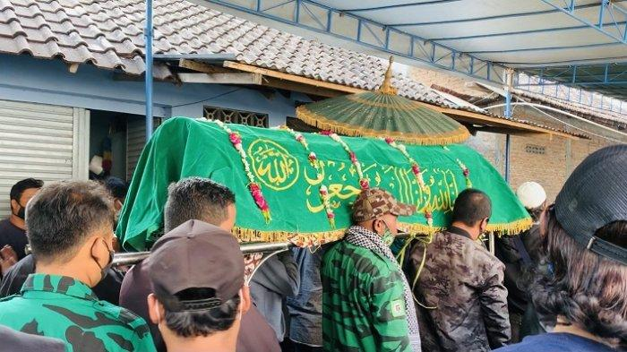 Kedatangan jenazah DW ke rumah duka di area Jalan Bantul, Mantrijeron, Kota Yogyakarta, Kamis (3/6/2021) sekitar pukul 15.45 WIB