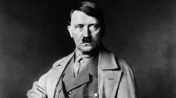 KISAH Hidup ADOLF HITLER, Atas Hasutan Borman, Goering Ditangkap Pasukan SS
