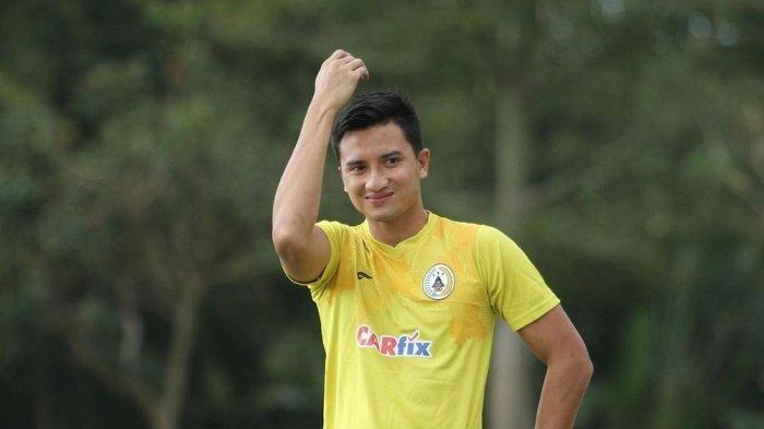 Kisah Kegigihan Pemain PSS Sleman Dendi Agustan untuk Gapai Mimpi Menjadi Atlet Sepak Bola
