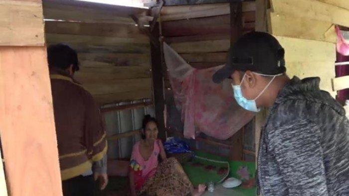 Kisah Nenek yang Diusir dan Dibuang Anaknya Sendiri, Kini Hidup Sebatang Kara di Gubuk Kecil