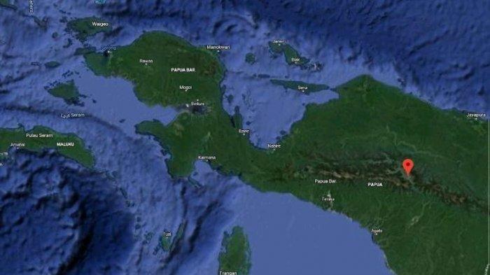 Baku Tembak KKB Papua vs TNI-Polri, Anggota KKB Ada yang Kabur, Satu Tewas