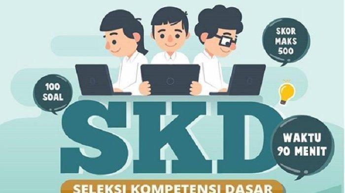 Kisi-kisi Resmi 3 Tes Seleksi Kompetensi Dasar (SKD) CPNS 2019, Perhatikan Aturan Pakaian saat Ujian