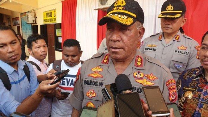 Kapolri Jenderal Listyo Sigit Naikan Pangkat 12 Perwira, Komjen Paulus Waterpauw jadi Kabaintelkam