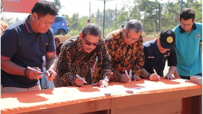 KKN PPM 68 UAD Inisiasi Desa Tangguh Bencana di Desa Potorono, Bantul