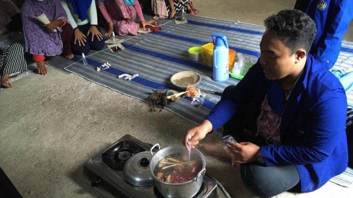 Mahasiswa KKN UNY Kenalkan dan Latih Masyarakat Kebumen untuk MeracikWedang Uwuh