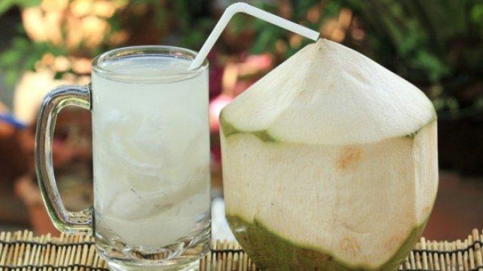 Es Kelapa Muda, minuman terlezat ke-19 di dunia versi CNN International