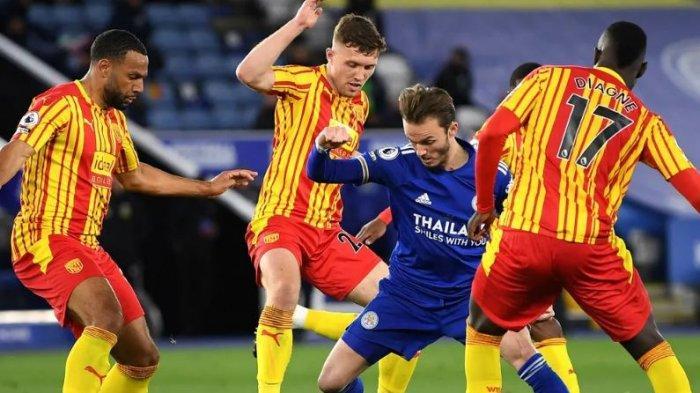 KLASEMEN Empat Besar Liga Inggris, Leicester City Bersaing dengan Chelsea