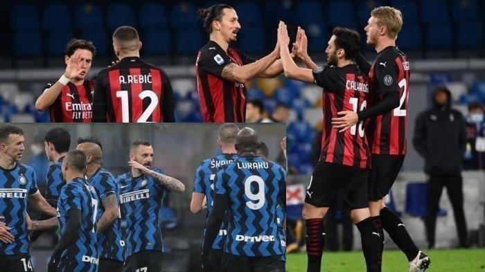 Jadwal Liga Italia Pekan ke-20 di Akhir Pekan Ini: Prediksi Laga AC Milan, Inter Milan, Juventus