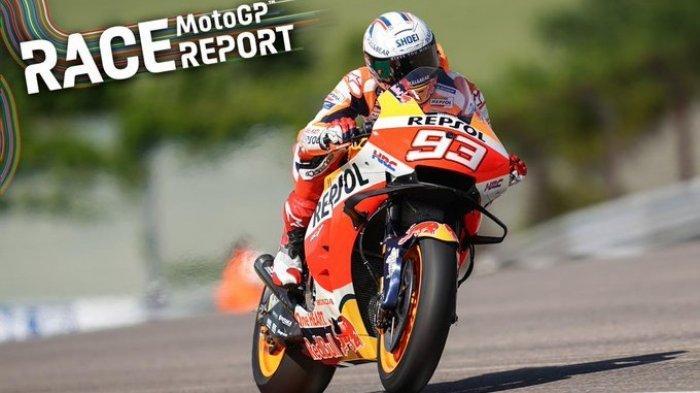 MotoGP Jerman, Marc Marquez