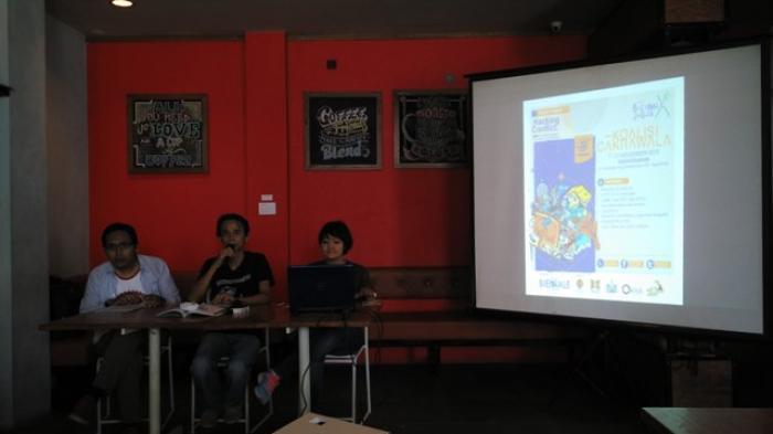 Melihat Seni dari Sudut Pandang Konsumennya di Koalisi Cakrawala