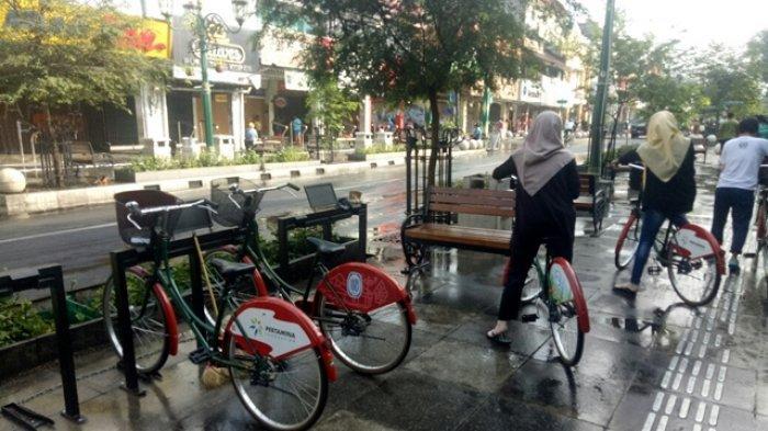Mau Bersepeda di Malioboro Pakai Jogja Bike? Begini Cara dan Tarif Sewanya