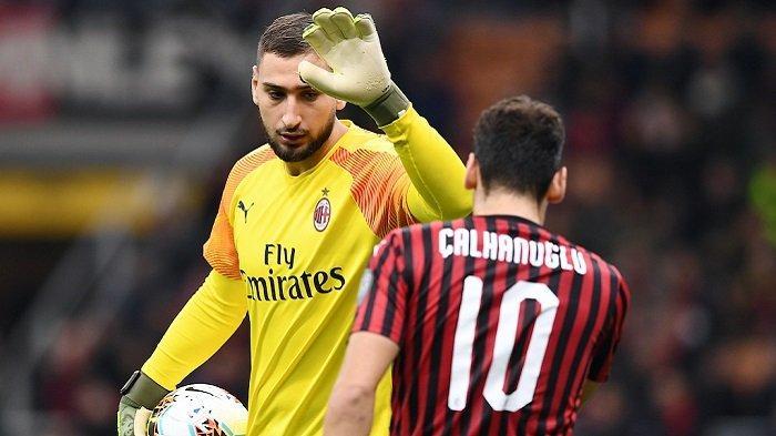 Berita AC Milan Terbaru: Calabria Bungkam Soal Rahasia di Balik Keputusan Donnarumma Pindah ke PSG