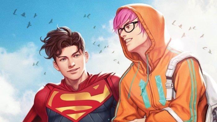 Superman Jadi Biseksual di Komik Terbaru 'Superman : Son of Kal-El', Jatuh Cinta pada Jay Nakamura