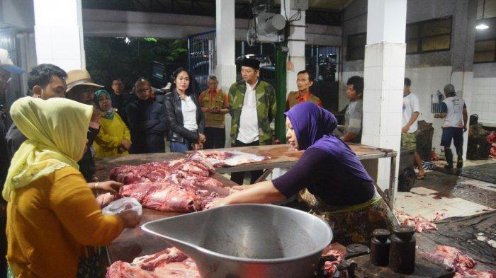 Dewan Minta Alat Gantung Daging di RPH di Kota Magelang Dimanfaatkan Optimal