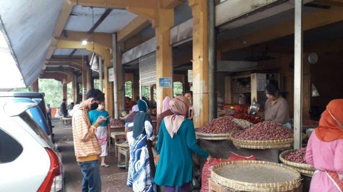 Tidak Ada Lonjakan Harga Bahan Pokok di Pasar Yogyakarta Hingga H-1 Idulfitri 1441 H